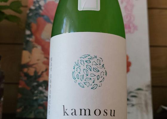 kamosumori 純米吟醸 おり酒