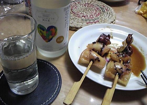 白ワインのような純米酒